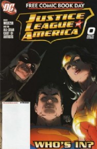 Justice League of America (2nd Series) 2006 - 2011