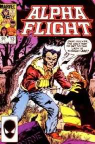 Alpha Flight (1st Series) 1983 - 1994 #13