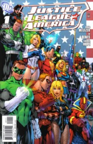 Justice League of America (2nd Series) 2006 - 2011 #1