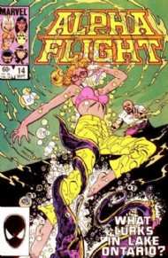 Alpha Flight (1st Series) 1983 - 1994 #14