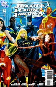 Justice League of America (2nd Series) 2006 - 2011 #12