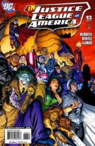 Justice League of America (2nd Series) 2006 - 2011 #13