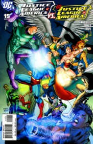 Justice League of America (2nd Series) 2006 - 2011 #15