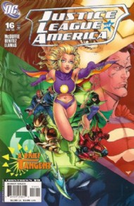 Justice League of America (2nd Series) 2006 - 2011 #16