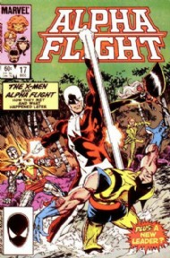Alpha Flight (1st Series) 1983 - 1994 #17