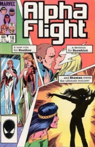 Alpha Flight (1st Series) 1983 - 1994 #18