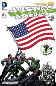 Justice League of America (3rd Series: New 52) 2013 - 2014 #1