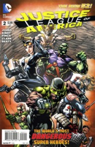 Justice League of America (3rd Series: New 52) 2013 - 2014 #2