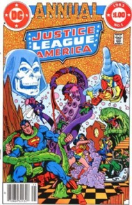 Justice League of America Annual 1983 #1