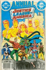 Justice League of America Annual 1983 #2