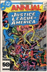 Justice League of America Annual 1983 #3