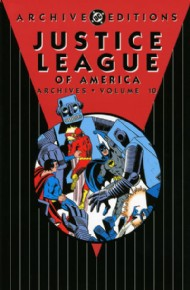 Justice League of America Archives 1992 #10
