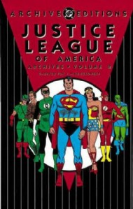 Justice League of America Archives 1992 #2