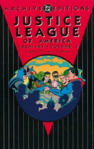 Justice League of America Archives 1992 #3