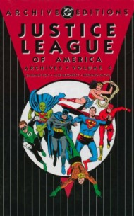 Justice League of America Archives 1992 #4