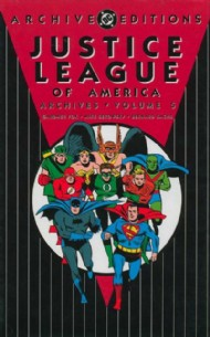 Justice League of America Archives 1992 #5