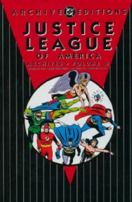 Justice League of America Archives 1992 #6