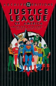 Justice League of America Archives 1992 #7