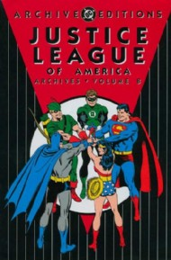 Justice League of America Archives 1992 #8