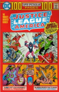 Justice League of America Super Spectacular 1999