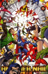 Justice League of America: Another Nail 2004 #3