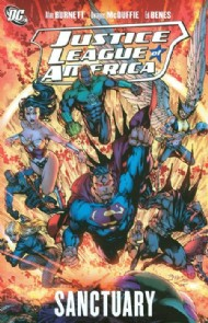 Justice League of America: Sanctuary 2009