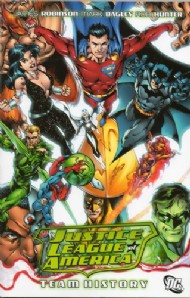 Justice League of America: Team History 2010