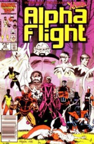 Alpha Flight (1st Series) 1983 - 1994 #33