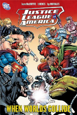 Justice League of America: When Worlds Collide