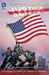 Justice League of America: World's Most Dangerous 2013 #1