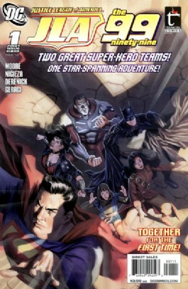 Justice League of America/the 99 #1