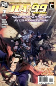 Justice League of America/the 99 2010 - 2011 #1