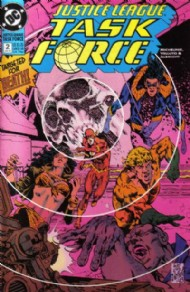 Justice League Task Force 1993 - 1996 #2