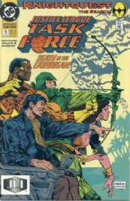 Justice League Task Force 1993 - 1996 #5