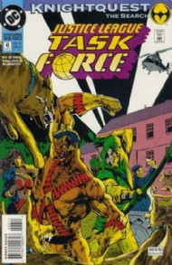 Justice League Task Force 1993 - 1996 #6