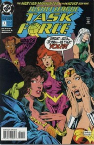 Justice League Task Force 1993 - 1996 #7