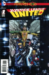 Justice League United: Futures End 2014 #1