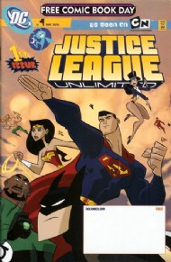 Justice League Unlimited 2004 - 2008 #1