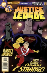 Justice League Unlimited 2004 - 2008 #4