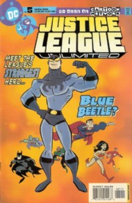 Justice League Unlimited 2004 - 2008 #5
