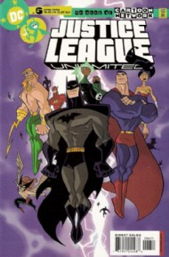 Justice League Unlimited 2004 - 2008 #6