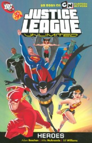 Justice League Unlimited: Heroes 2009