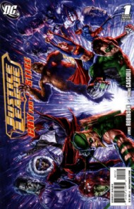 Justice League: Cry for Justice 2009 #1