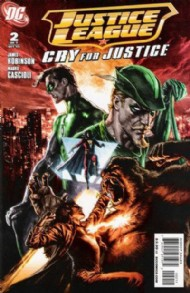 Justice League: Cry for Justice 2009 #2