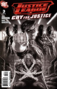 Justice League: Cry for Justice 2009 #3