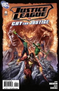 Justice League: Cry for Justice 2009 #4