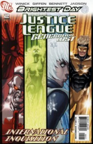 Justice League: Generation Lost 2010 - 2011 #2