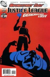Justice League: Generation Lost 2010 - 2011 #19