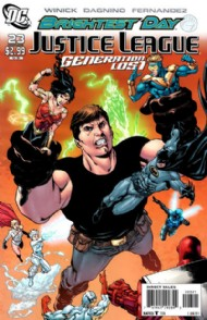 Justice League: Generation Lost 2010 - 2011 #23