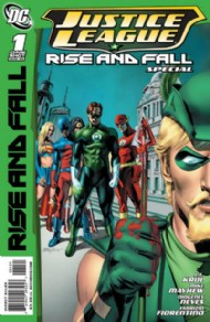 Justice League: Rise and Fall Special 2010 #1
